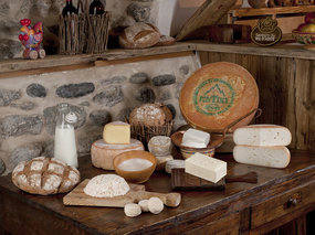 [Translate to Deutsch:] Fromages du Val d'Aoste